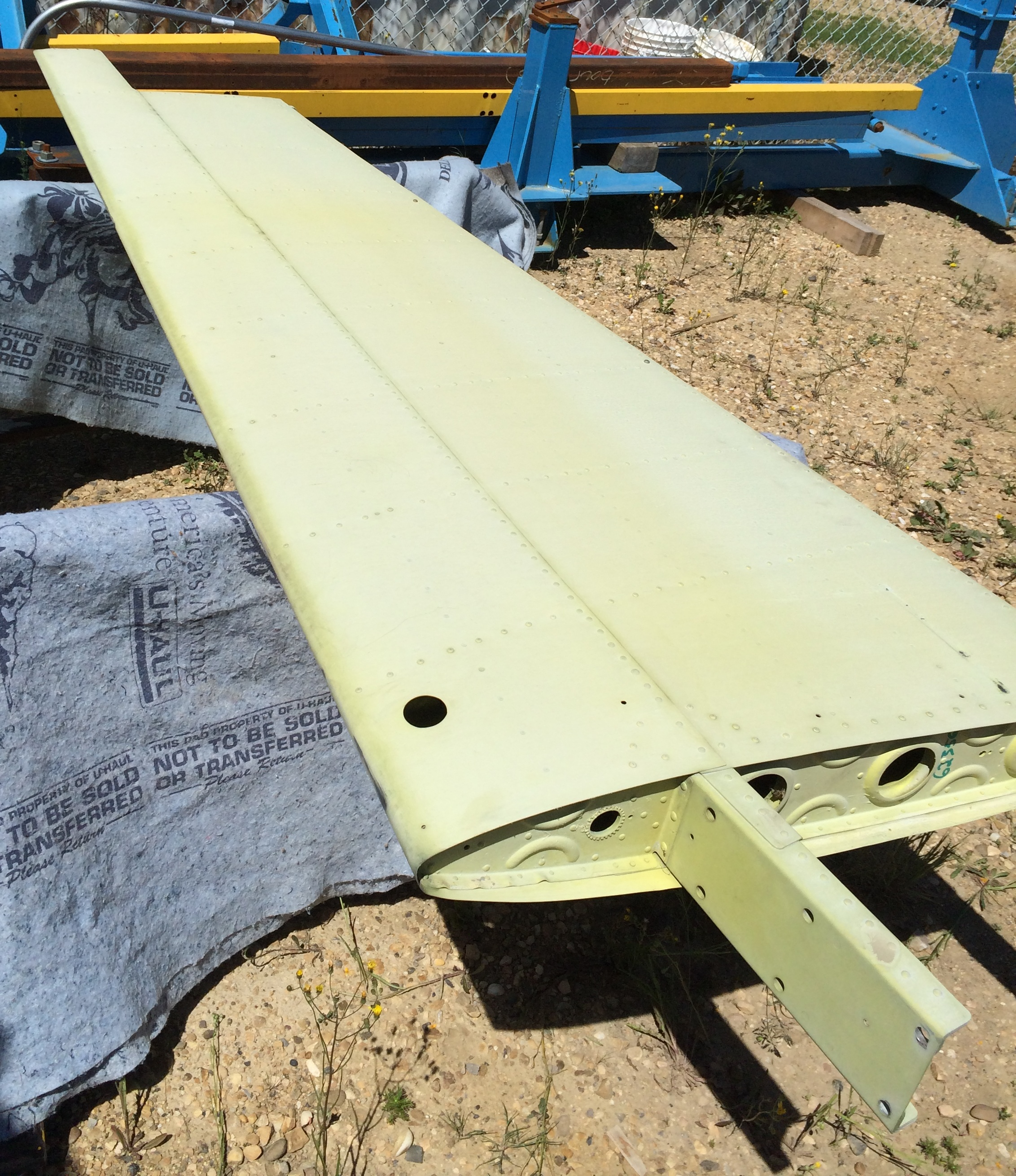 Piper PA31-325 Horizontal Stabilizer